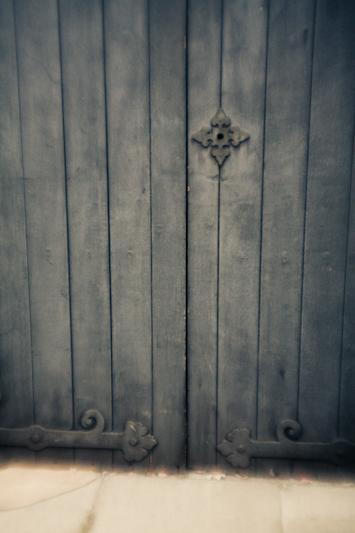hidden doors