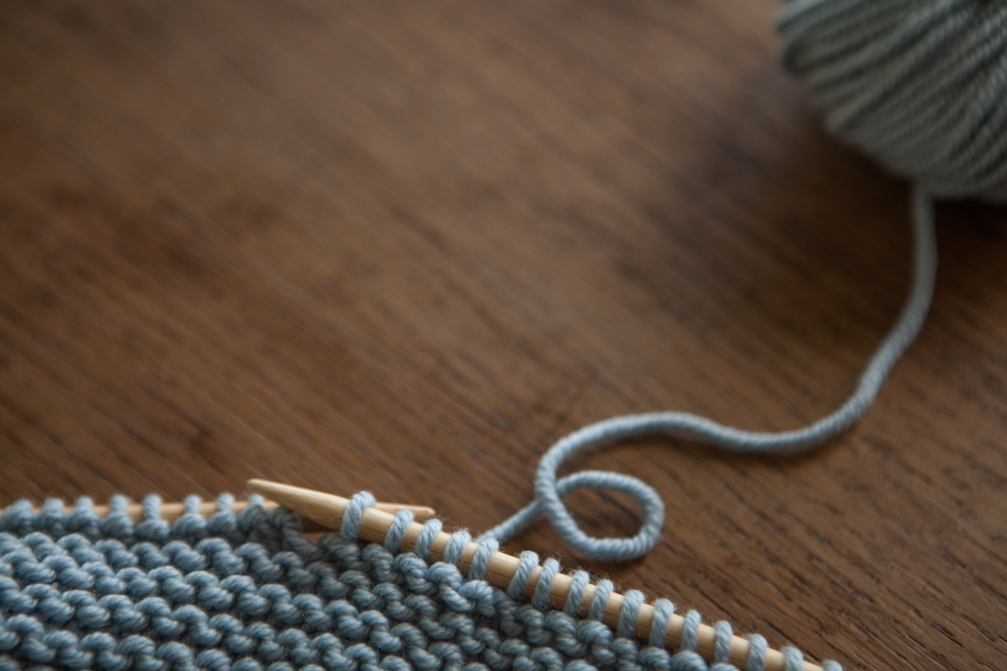 knitted backgrounds shoots knits and leaves